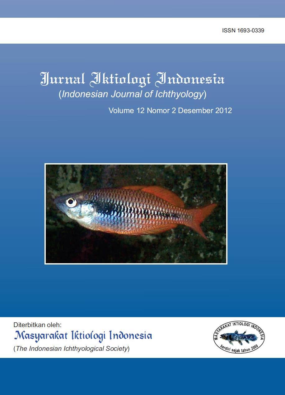 Cover JII 12 (2), Desember 2012