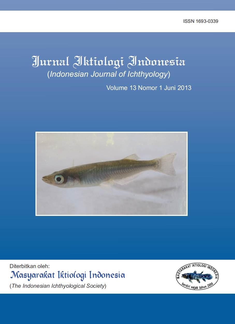 Cover JII 13 (1), Juni 2013