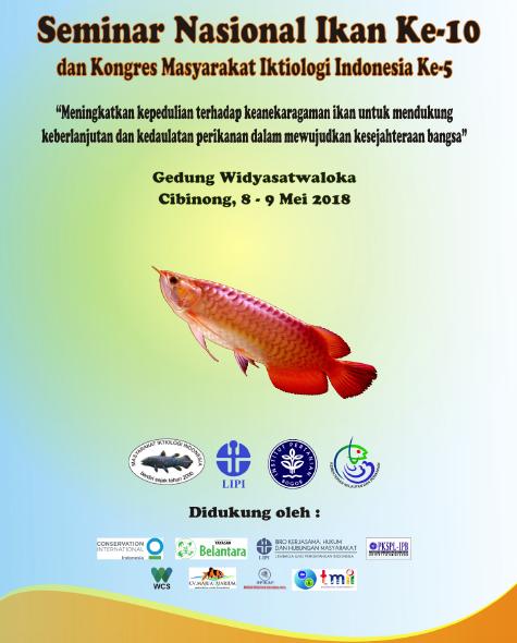 Seminar Nasional Ikan X dan Kongres MII V