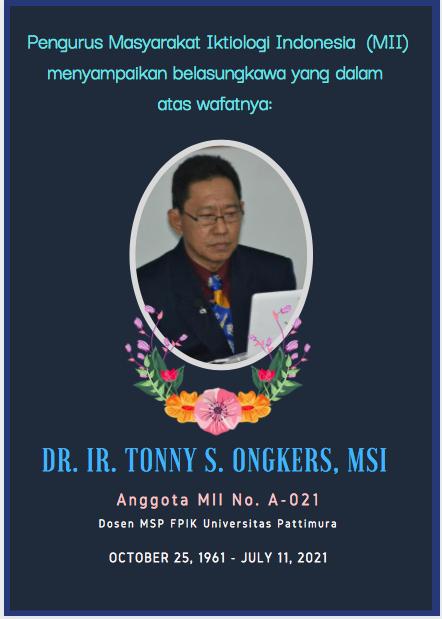 Rest In Peace Pak Tony